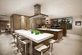 Achitecture Elegant Open Floor House Plans With Astounding Wooden
