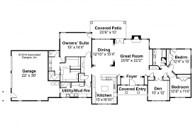 baby nursery ranch plans ranch house plans with open floor plan