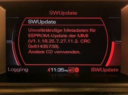 audi 2g mmi update 2007 s6 mmi 2g update cds us