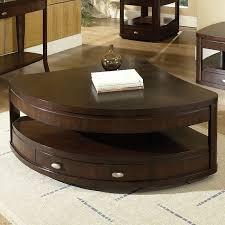 wedge shaped end table wedge coffee table dosgildas com