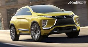 harga mitsubishi xm concept deretan mobil yang akan meluncur di giias 2017 nanti