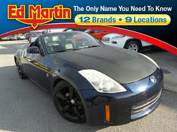 used nissan 350z nissan 350z in indiana for sale used cars on buysellsearch