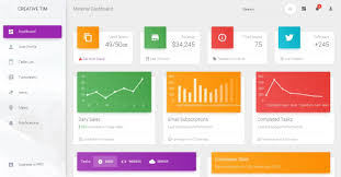 free template for website with login page top 20 best free bootstrap admin templates our code world material dashboard bootstrap admin free template