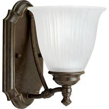 progress lighting renovations collection 1 light antique nickel