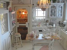 kitchen style white glass cabinet doors shabby chic kitchen stone
