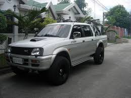 mitsubishi strada modified starletfanatic 2002 mitsubishi endeavor specs photos