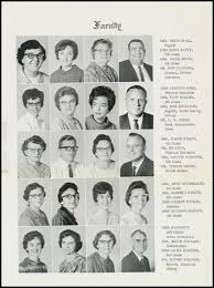 highschool year book explore 1968 crowville high school yearbook crowville la classmates