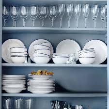 williams sonoma open kitchen blue bistro dinnerware collection