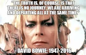 Bowie Meme - immortal bowie imgflip