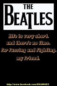 beatles quotes about friendship homean quotes
