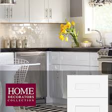 White Cabinets Imposing On Other White Kitchen Cabinets At The - Kitchen cabinets home depot