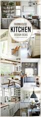 kitchen decorating ideas pinterest farmhouse kitchen decor ideas the 36th avenue