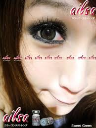 ailsa green colored contacts pair iq23 9 99 colored