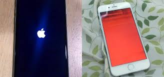 how to fix a bricked iphone 6 unresponsive buttons red blue