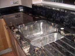 Titanium Granite Installed Design Photos And Reviews Granix Inc - Kitchen sink titanium
