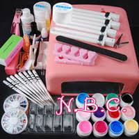 clear gel nail kit price comparison buy cheapest clear gel nail
