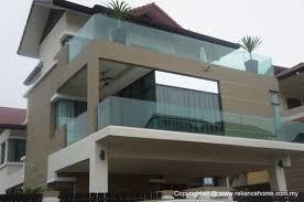 glass balcony railing manufacturer from chennai