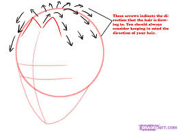 mens haircuts step by step how to draw male hair styles step by step anime hair anime