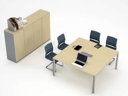Square Boardroom Table Contemporary Boardroom Table Wooden Rectangular Square