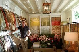 rosa beltran design thrifty substitute for peter dunham ikat fabric