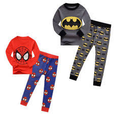 boys batman pajamas ebay