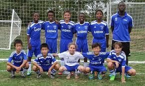 u13 white the lions soccer
