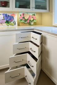 Corner Drawers Interior Design Remodel Santa Rosa Interiors