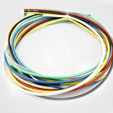 20mm red green yellow blue black white transparent assorted heat