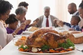 3 thanksgiving blessings to say at the table