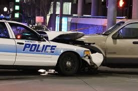 police car everett police car crash sends five to hospital myeverettnews com