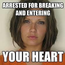 Hot Convict Meme - attractive convict meme doctored mugshots poking fun at