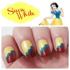 169 best disney nails images on pinterest disney nails art