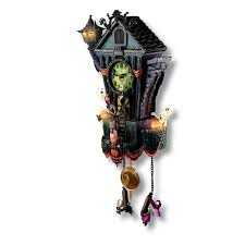 nightmare before christmas cuckoo clock your home will never feel