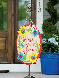 evergreen enterprises make it yours warm welcome door decor