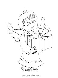 imagenes de navidad para colorear online de angeles navidad para colorear online dibujos infantiles tattoo
