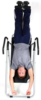 back pain worse after inversion table body max it6000 inversion therapy table review
