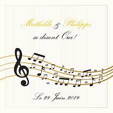 faire part mariage musique faire part mariage musique popcarte