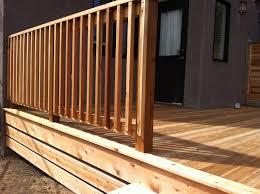 parfect design for railings for decks ideas jl 19919
