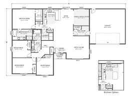 House Plans Ideas 46 4 Bedroom Rambler House Plans House Plans With 3 Bedroom