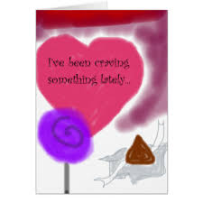 sweetheart candy sweetheart candy greeting cards zazzle