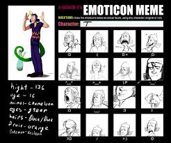 Emoticon Memes - t 16 emoticon meme by toxandreev on deviantart