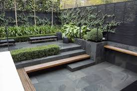 small city garden design in kensington designed by award