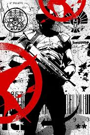 hunger games comic con poster hints at rebellion in mockingjay