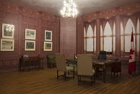 bureau du premier ministre musée du premier ministre jean chrétien tourisme mauricie