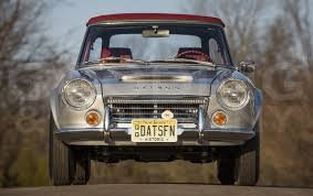 datsun roadster 1968 datsun 1600 roadster youtube