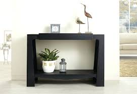 black entry hall table black entry table large size of console entry table entry console