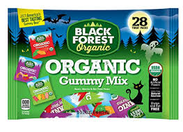 black forest organic halloween candy mix 28 treat packs 5 43