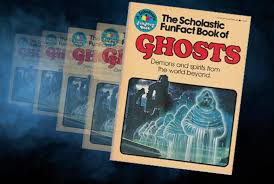 spirit of halloween 2016 get in the halloween spirit with a 1970s kids u0027 book on ghosts
