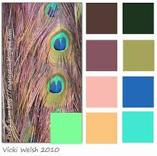 15 best peacock inspired colors images on pinterest peacock