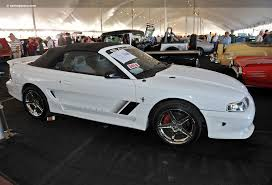 saleen mustang price guide 1995 saleen mustang pictures history value research